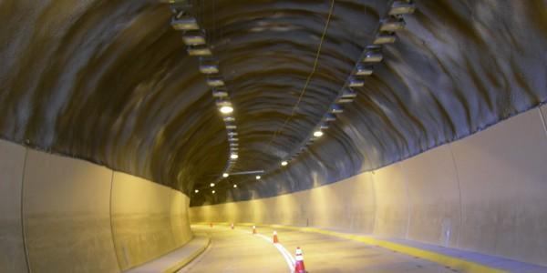 comunicación en túneles