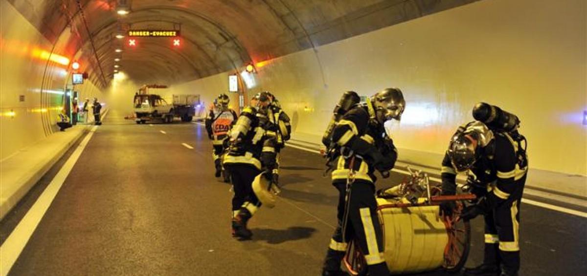 seguridad en tuneles